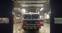 Engine 14 at Central